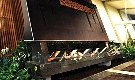 Calamvale Hotel, Sydney Commercial Fireplaces Brûleurs éthanol Idea