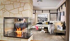 C Fire Residential Fireplaces Brûleurs éthanol Idea
