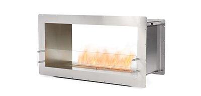 Firebox 1200DB Inserts de cheminée - Studio Image by EcoSmart Fire