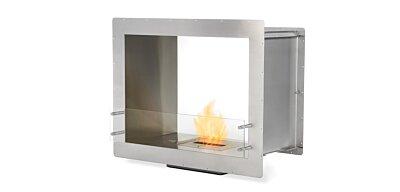 Firebox 900DB Inserts de cheminée - Studio Image by EcoSmart Fire