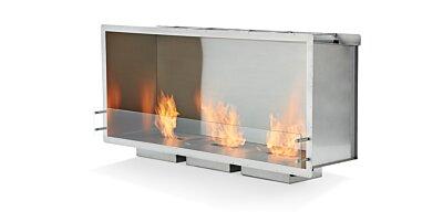 Firebox 1800SS Inserts de cheminée - Studio Image by EcoSmart Fire