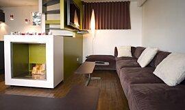 Chalet LaPlagne Residential Fireplaces Cheminées à poser Idea