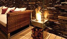 Stilhof Commercial Fireplaces Cheminées à poser Idea