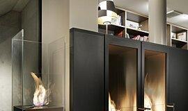 Merkmal Showroom Residential Fireplaces Cheminées à poser Idea