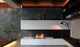 Craft Co Linear Fires Brûleurs éthanol Idea