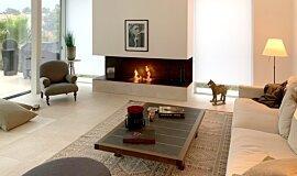 Schreinerei/Joinery Bernhard Schubert, Ebrach Residential Fireplaces Brûleurs éthanol Idea