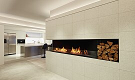 MML Showroom Commercial Fireplaces Angle gauche Idea