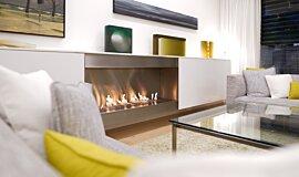 Paddington Residence Commercial Fireplaces Brûleurs éthanol Idea
