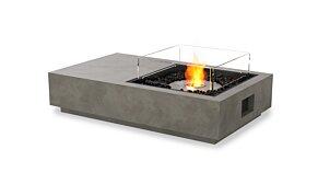 Manhattan 50 Tables extérieure - Studio Image by EcoSmart Fire