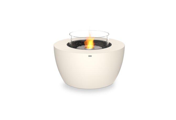 Pod 40 Braseros éthanol - Ethanol / Bone / Optional Fire Screen by EcoSmart Fire