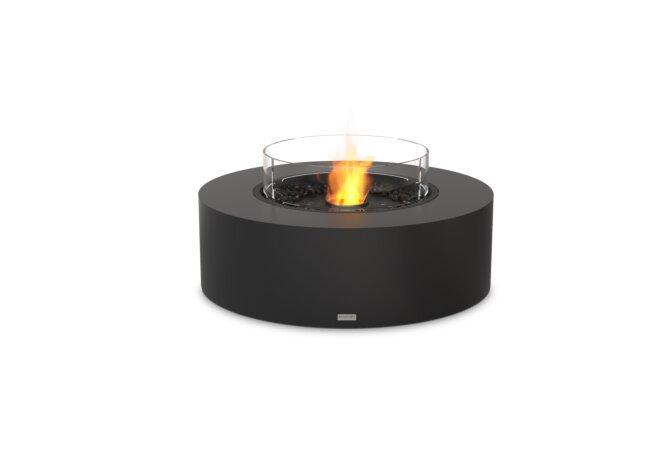 Ark 40 Tables extérieure - Ethanol - Black / Graphite / Optional Fire Screen by EcoSmart Fire