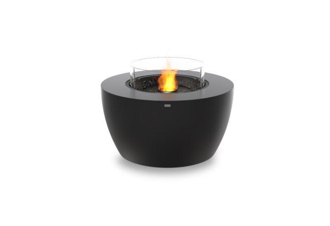 Pod 40 Braseros éthanol - Ethanol - Black / Graphite / Optional Fire Screen by EcoSmart Fire
