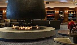 The Estreal Hospitality Fireplaces Brûleurs éthanol Idea