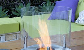Melbourne International Flower and Garden Show Commercial Fireplaces Brûleurs éthanol Idea