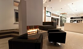Sirens Bar Hospitality Fireplaces Brûleurs éthanol Idea