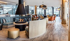 Hilton Auckland NZ Hospitality Fireplaces Brûleurs éthanol Idea