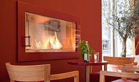 Vapiano, UK Hospitality Fireplaces Fireplace Insert Idea