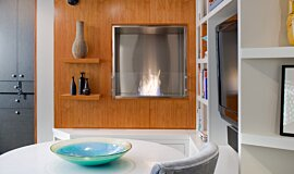 Point Click Home Residential Fireplaces Inserts de cheminée Idea