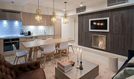 Niseko Residential Fireplaces Inserts de cheminée Idea