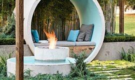 AD Design Commercial Fireplaces Ethanol Burner Idea