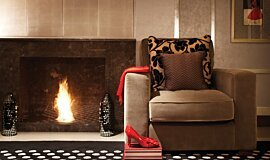 Wyndham Grand Hotel Builder Fireplaces Built-In Fire Idea