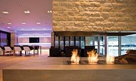 Allianz Arena Commercial Fireplaces Brûleurs éthanol Idea