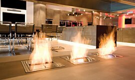Allianz Arena Archived Fireplaces Built-In Fire Idea