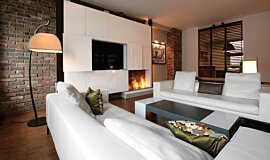 Queens Gate Terrace Residential Fireplaces Ethanol Burner Idea