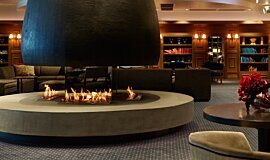 The Estreal Hospitality Fireplaces 生物乙醇燃烧器 Idea