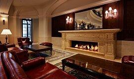 Nagoya University Hospitality Fireplaces Brûleurs éthanol Idea