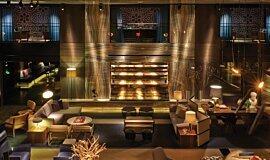 Paramount Hotel Hospitality Fireplaces Brûleurs éthanol Idea