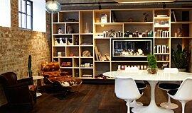 Raw Salon Idea