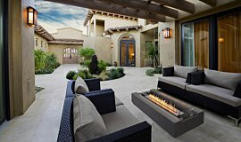 Courtyard Idea