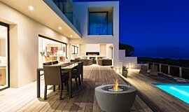 Outdoor Deck Idea