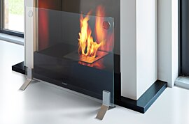 Écrans pare-feu Fireplace - In-Situ Image by EcoSmart Fire