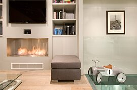 Firebox 1200SS  - In-Situ Image by EcoSmart Fire