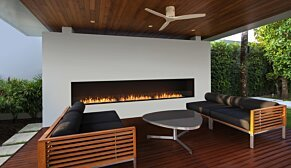 Flex 86SS.BXR  - In-Situ Image by EcoSmart Fire