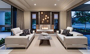 Residential Fireplaces Ideas