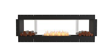 Double face Fireplace - by EcoSmart Fire