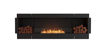 Simple face Fireplace - by EcoSmart Fire