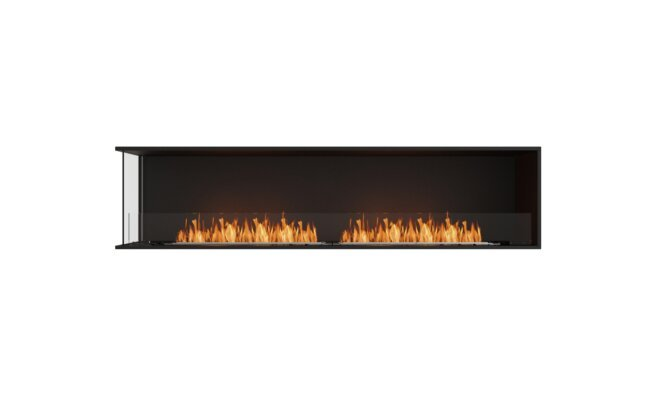 Left Corner Fireplace Insert by EcoSmart Fire