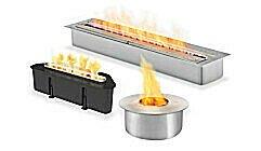 Brûleurs éthanol