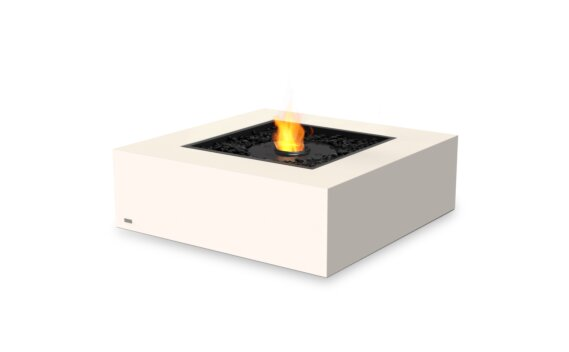 Base 40 Tables extérieure - Ethanol - Black / Bone by EcoSmart Fire