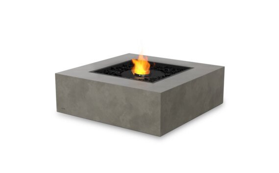 Base 40 Tables extérieure - Ethanol - Black / Natural by EcoSmart Fire