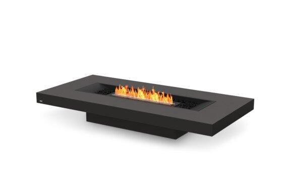 Gin 90 (Low) Tables extérieure - Ethanol - Black / Graphite by EcoSmart Fire