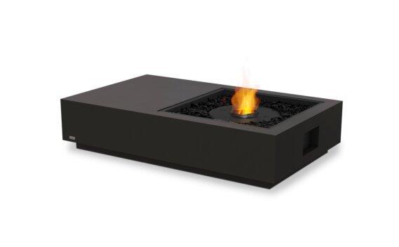Manhattan 50 Tables extérieure - Ethanol - Black / Graphite by EcoSmart Fire