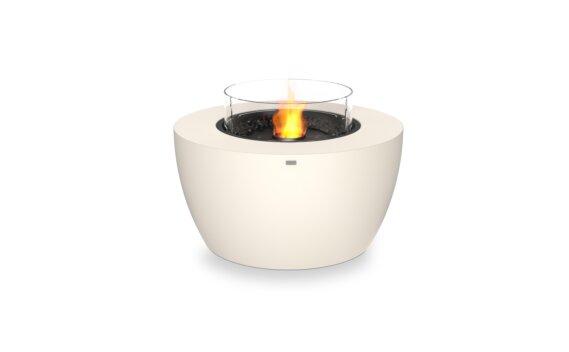 Pod 40 Braseros éthanol - Ethanol - Black / Bone / Optional Fire Screen by EcoSmart Fire