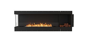 Angle gauche Fireplace - by EcoSmart Fire