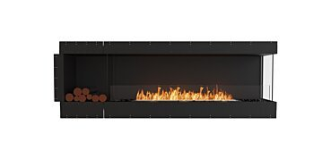 Angle droit Fireplace - by EcoSmart Fire