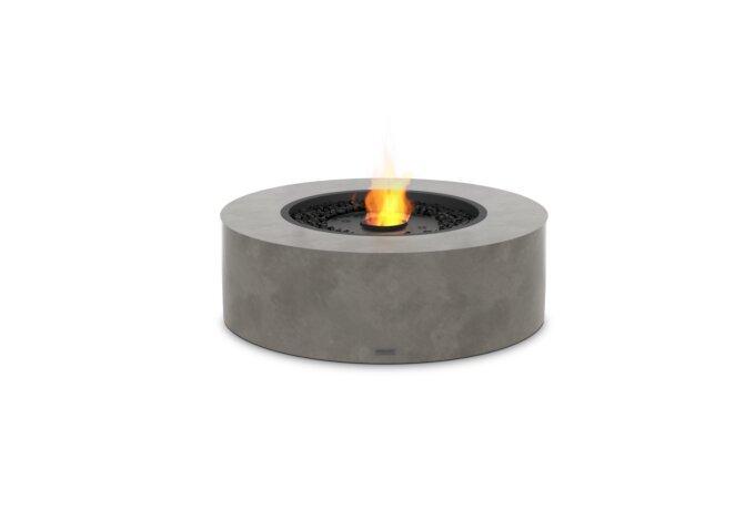 Ark 40 Tables extérieure - Ethanol - Black / Natural by EcoSmart Fire